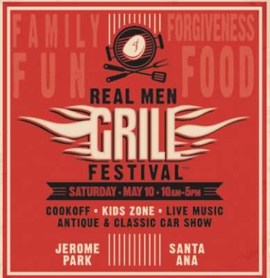 Real Men Grill Festival