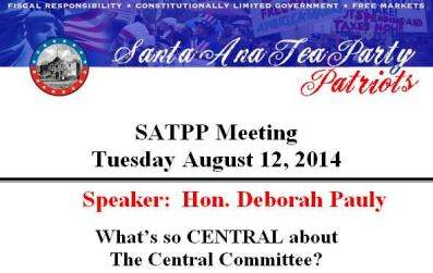 SA Tea Party Patriots
