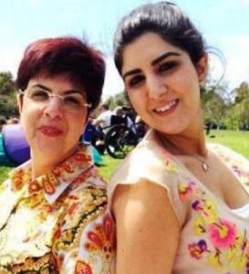 Tania and Gul Khodayar