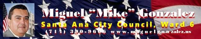 Mike Gonzalez Banner