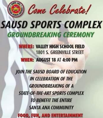 SAUSD Sports Complex
