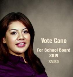 Vote Cano