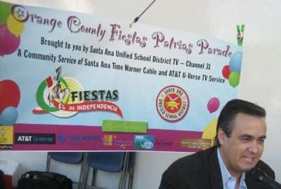 Fiestas Patrias Parade