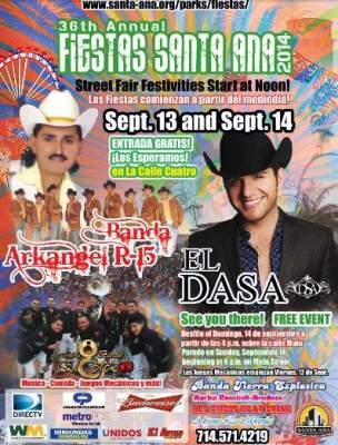 Fiestas Santa Ana