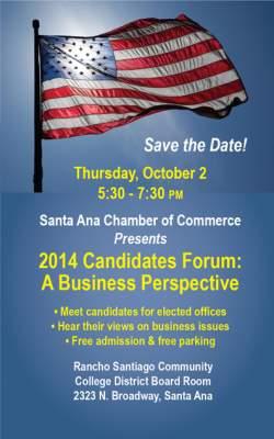 2014 Candidates Forum