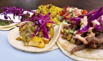 Ketri Cafe tacos
