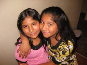 Lexi Perez Huerta and Lexandra Perez