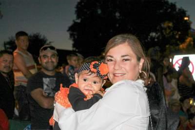 Loretta Sanchez at Halloween