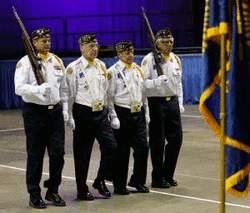 National Legion Color Guard Winners