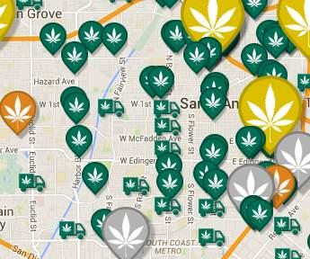 Santa Ana Medical Marijuana Dispensaries