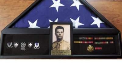 Santa Ana Veterans Exhibit