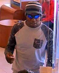 Wells Fargo Santa Ana robber