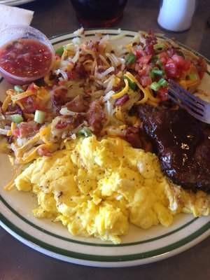 Norms breakfast
