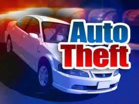 Santa Ana Car Theft