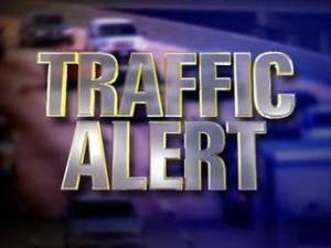 Santa Ana traffic alert