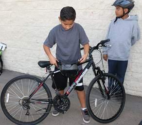 Spurgeon Intermediate Bike Club
