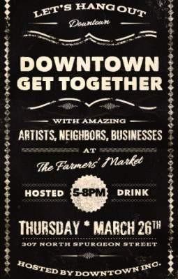 Downtown Santa Ana Get Together