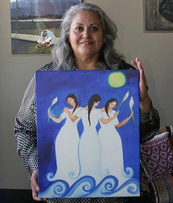 Three Sisters Maria Reyna