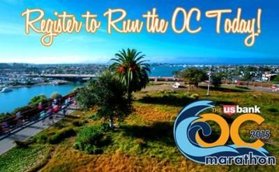 OC Marathon and Half Marathon