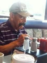 Pete Ybarra missing