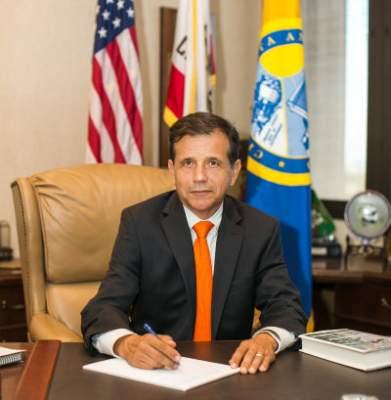 Mayor Miguel Pulido