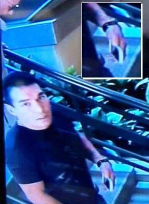 Newport Beach robber