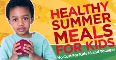 SAUSD Summer Lunch Program