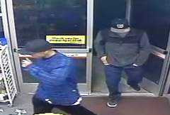 Santa Ana Shell Station robbers