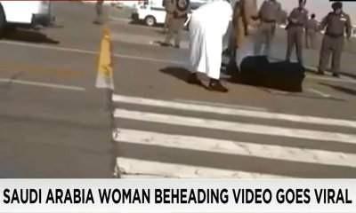 Saudis Behead a Woman