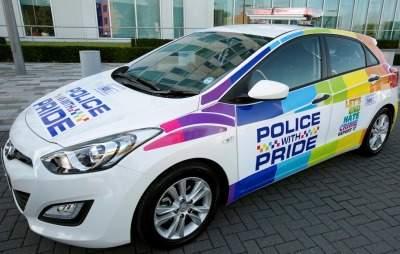 Rainbow police