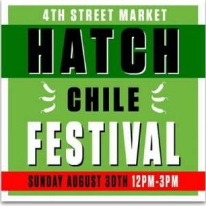 4th St. Market Hatch Chile Festival