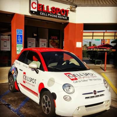 Cellspot cell phone repair in Santa Ana