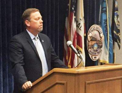 Orange County Transportation Authority CEO Darrell Johnson
