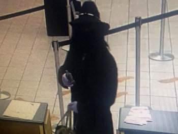 Chandler Graham, bank robber