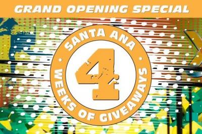 Rockin Jump Santa Ana Grand Opening