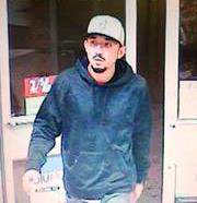 Santa Ana 7 11 Robber