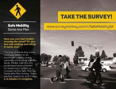 Santa Ana Mobility Survey