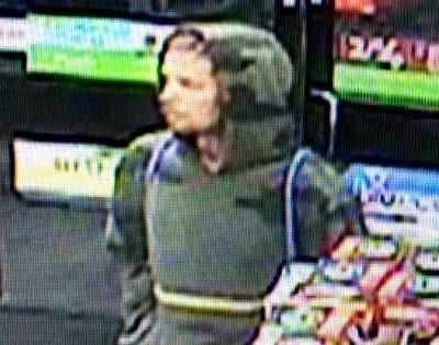 7 11 Robber in Santa Ana