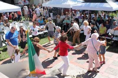 Bowers Free Family Festival Celebrates Italy