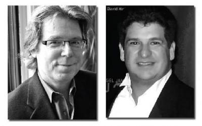 David Spear and Joseph Julian Gonzalez