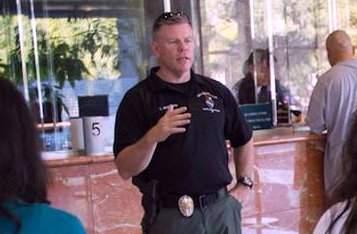 Santa Ana Police Department Deputy Chief Douglas McGeachy
