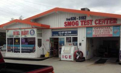 Grand Gas and Mini Mart in Santa Ana