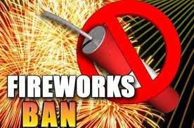 Santa Ana Fireworks ban