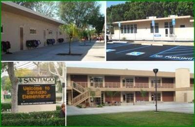 Santiago Elementary in Santa Ana