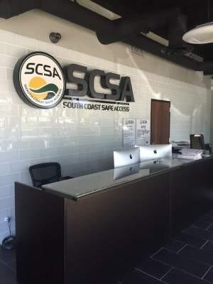 South Coast Safe Access marijuana dispensary
