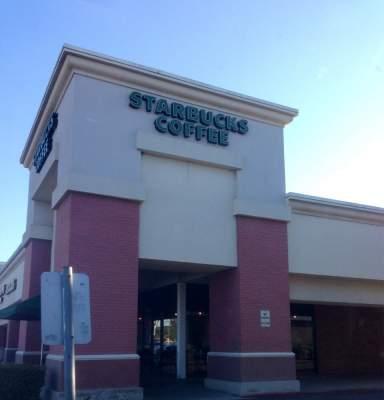 Starbucks at 3345 South Bristol in Santa Ana