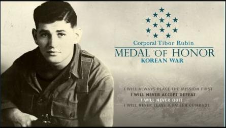 Corporal Tibor Rubin