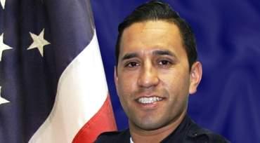 Fallen Downey Police Officer Ricky Galvez