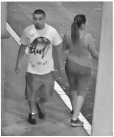 Raitt St. sexual assault suspect