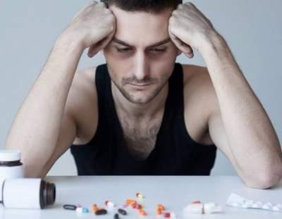 Santa Ana prescription drug addict